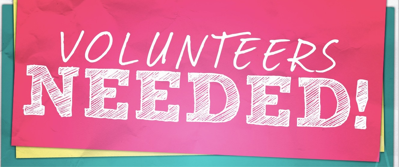 Image result for volunteers needed pto
